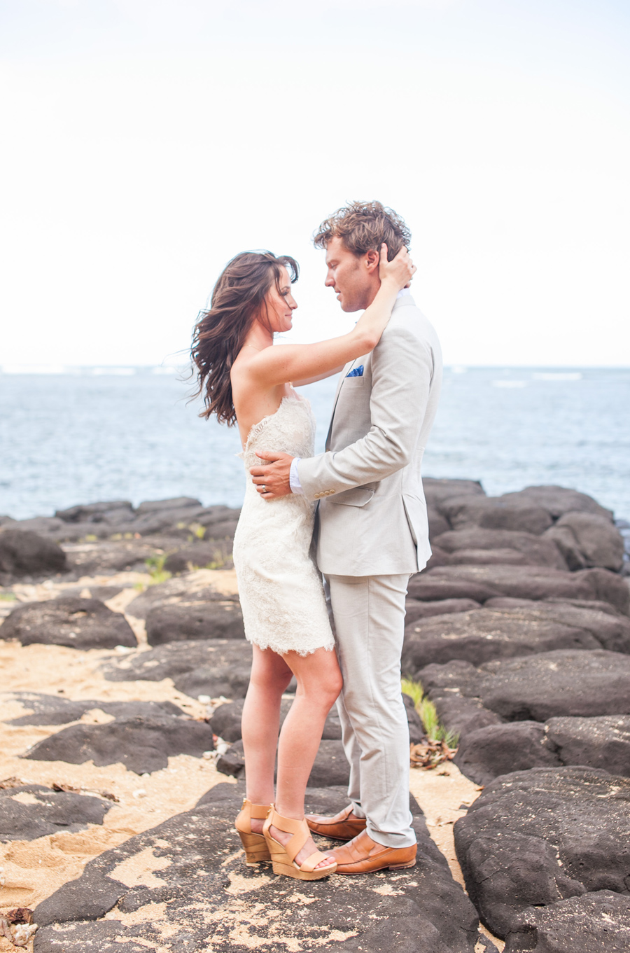 Romantic Kauai Photographer Janee & Ryan