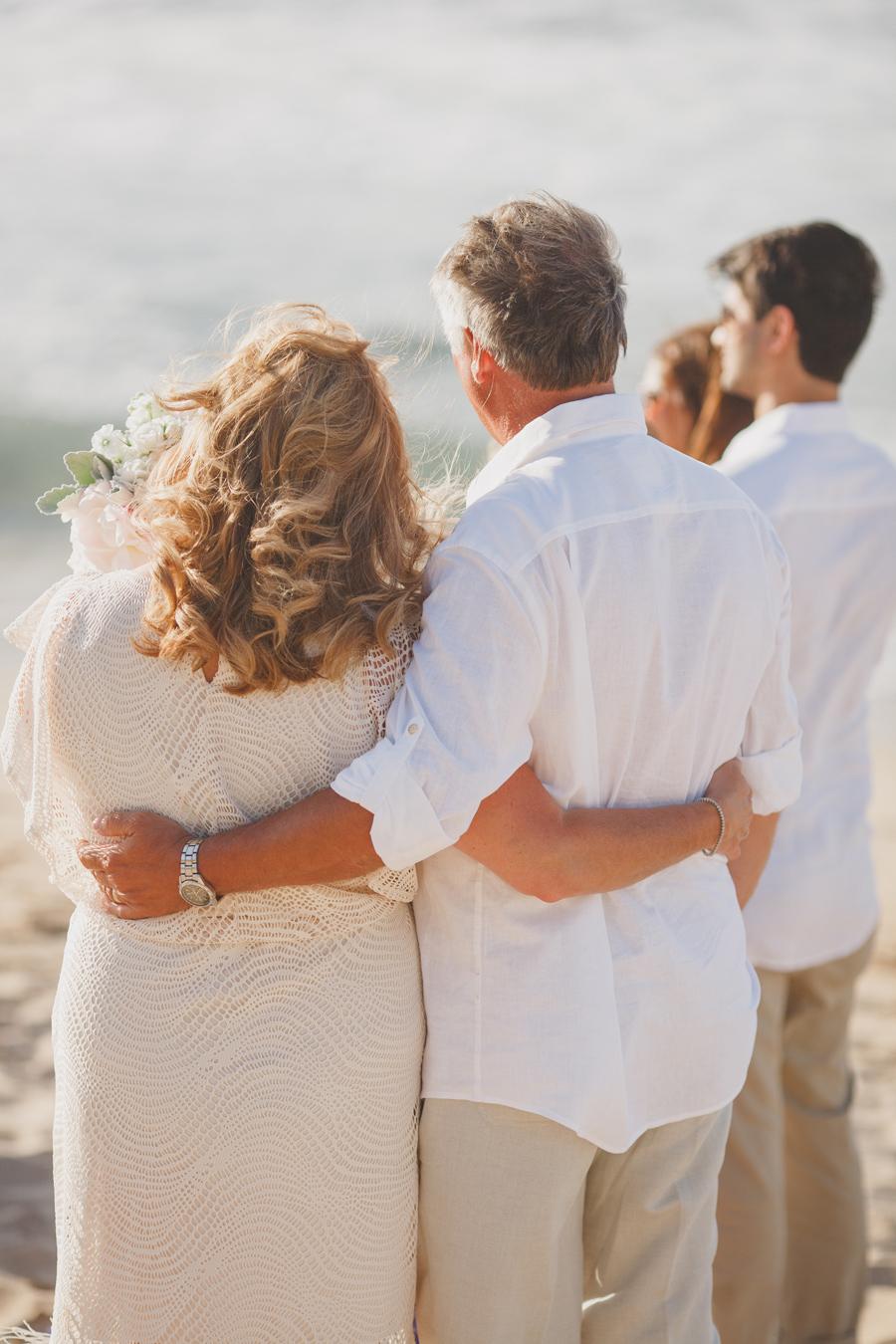 Embrace Kapalua Wedding Photographer