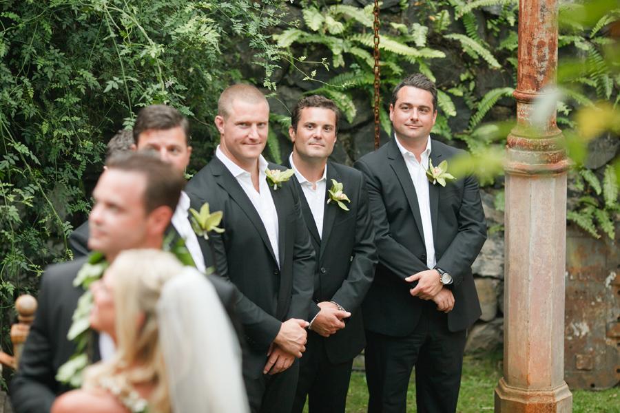 groomsmen ceremony haiku mill