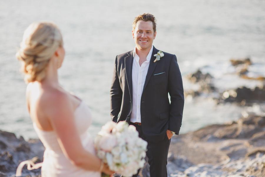 Romantic Maui Beach Wedding Photographer