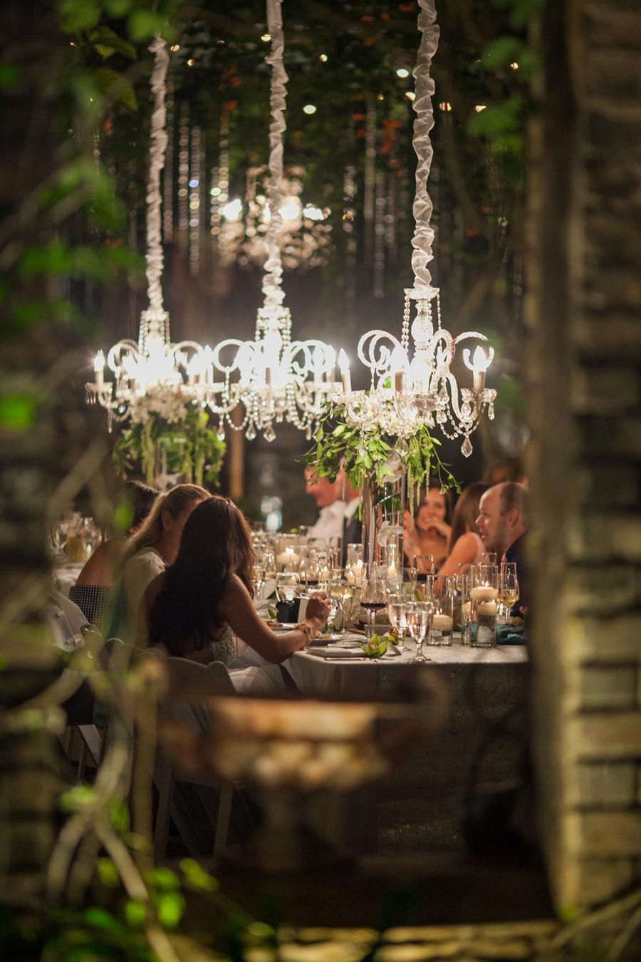 romantic reception north shore maui