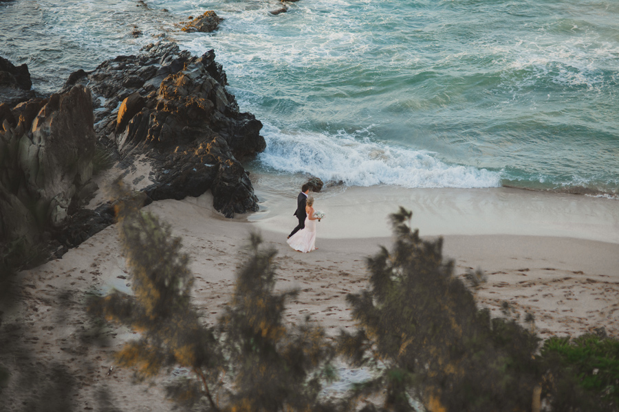 Ironwoods Maui Beach Elopement Photographer