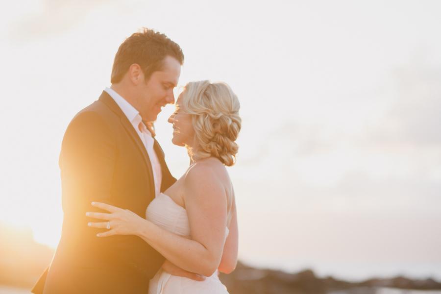 Romantic Kapalua Wedding Photographer