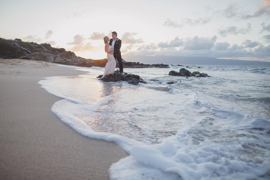 Embrace Maui Elopement Photography