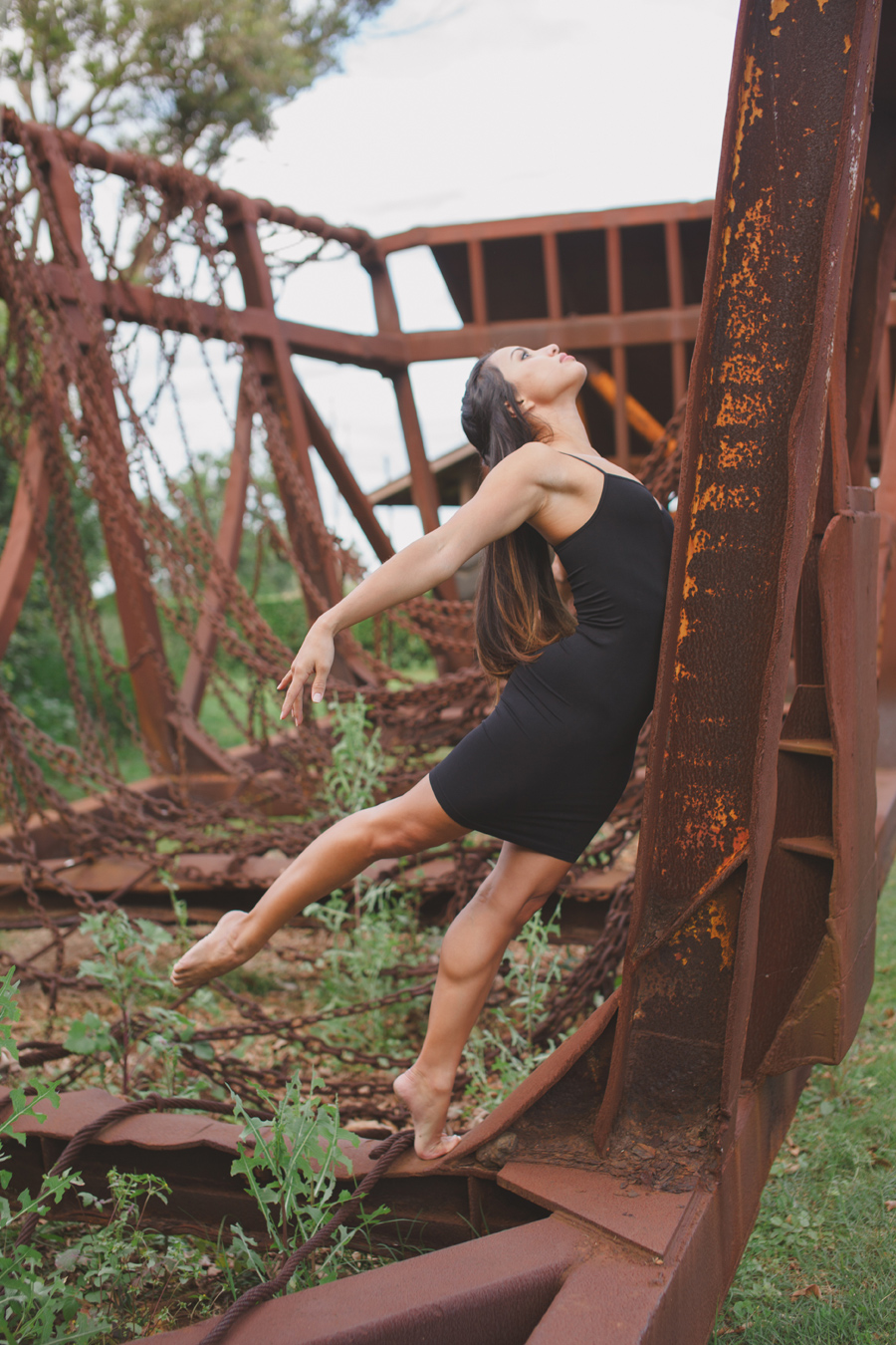 contemporary dance photographer arabesque