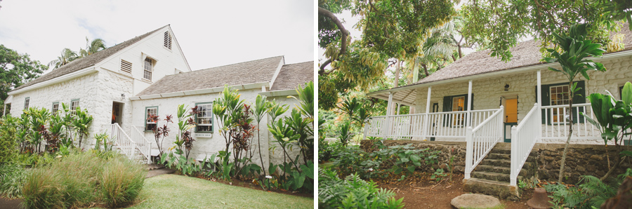 Bailey House Museum Maui Wedding Venue