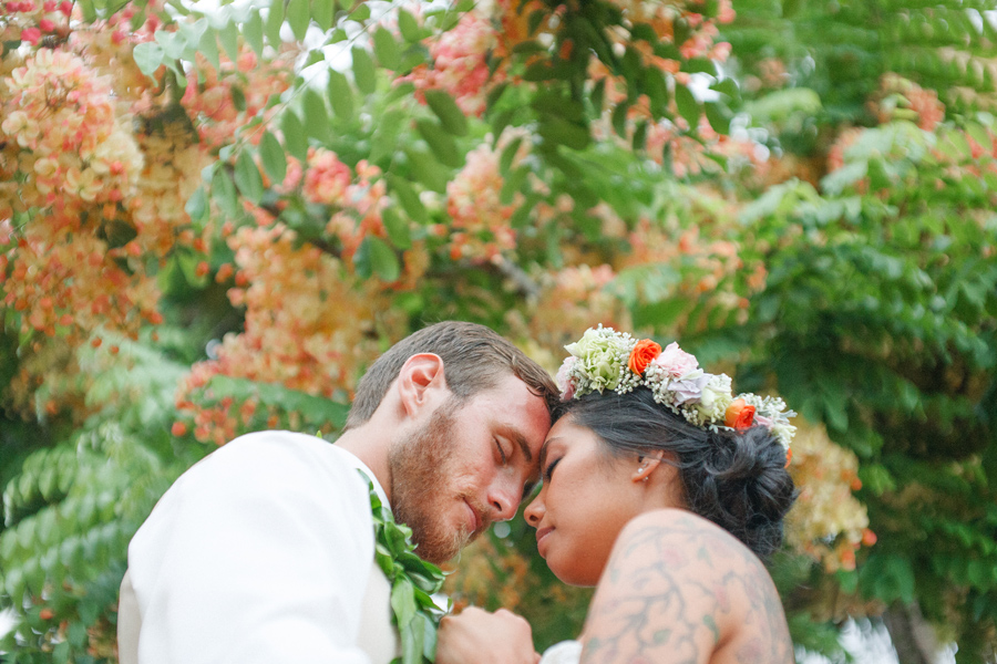 Maui Wedding Photographer at the Bailey House Museum