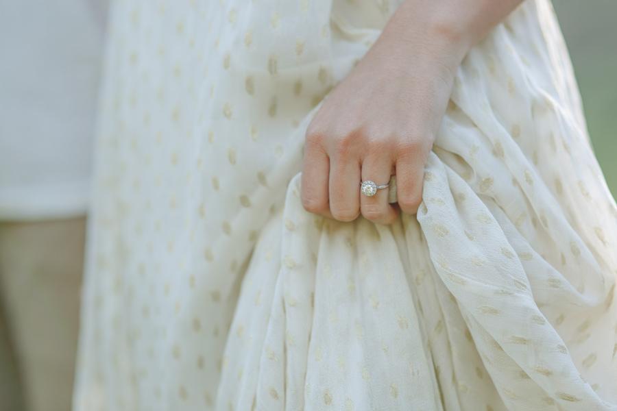 Proposal Ring Maui Photography