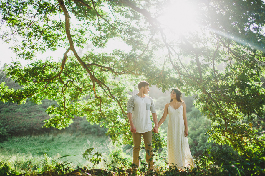 North Shore Couples Photographer