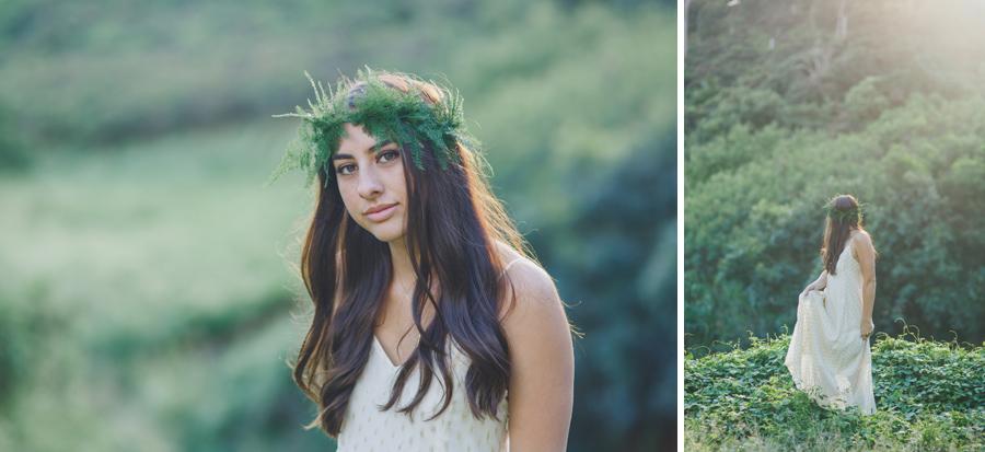 Portrait Engaged Maui