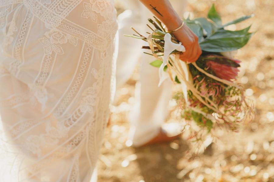 tattooed bride maui photographer