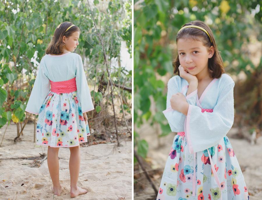Kimono Hawaii Rilala