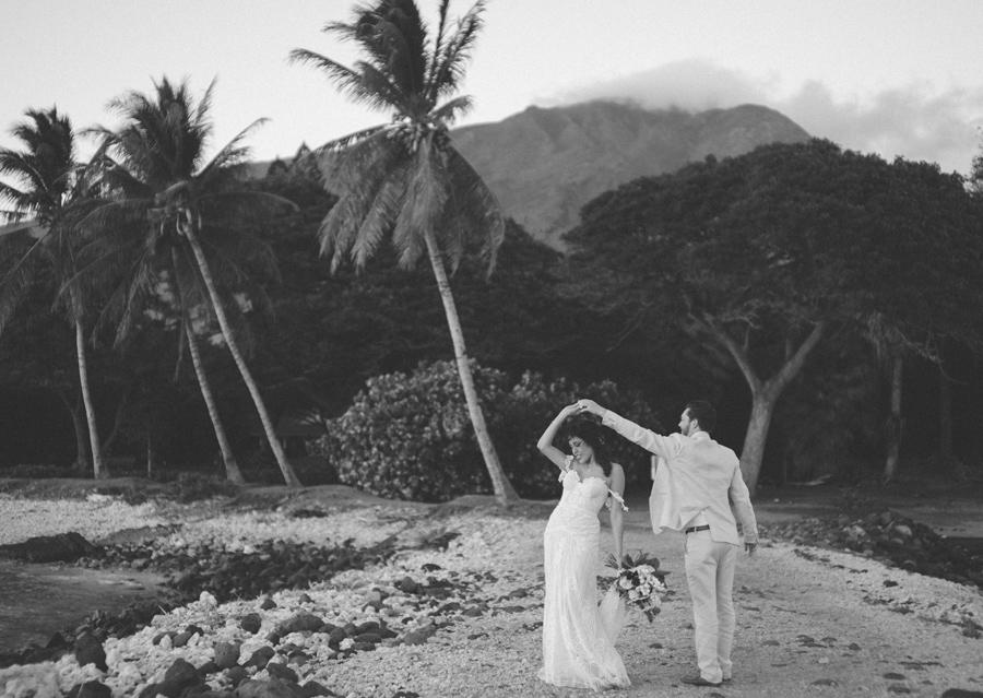olowalu maui wedding photography