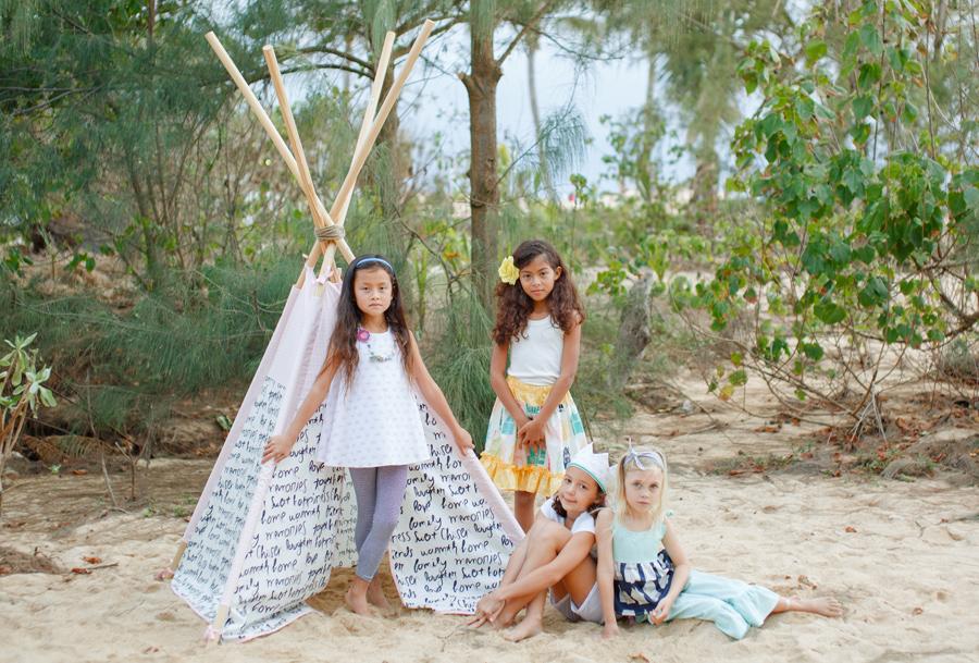 Children's Dress Rilala Tippee