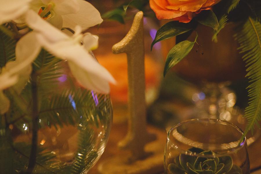 wedding photography table setting