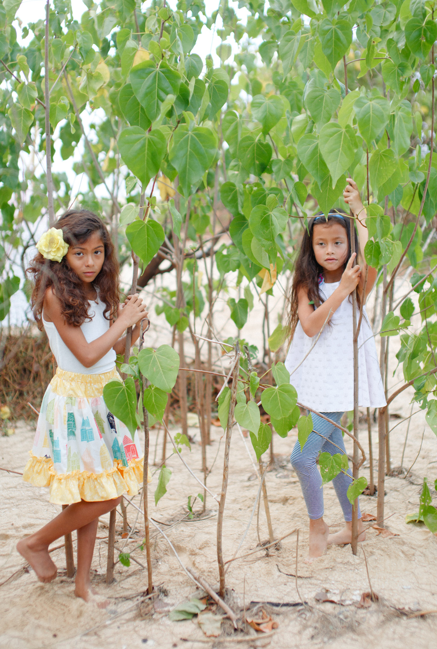 Maui Children's Editorial Photography