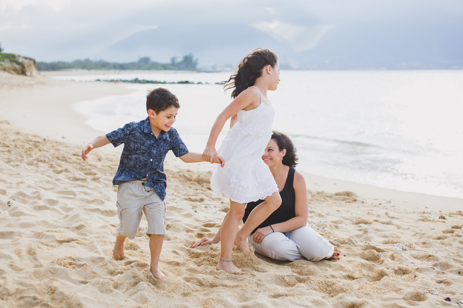 family photography in hawaii
