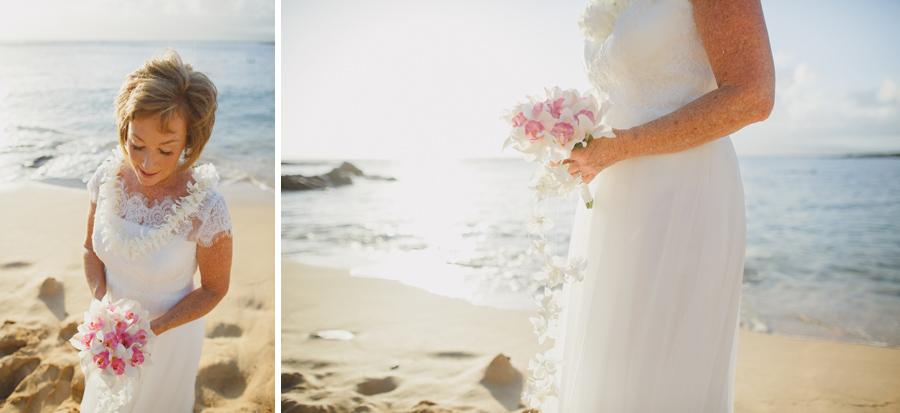bride bouqet maui photographer