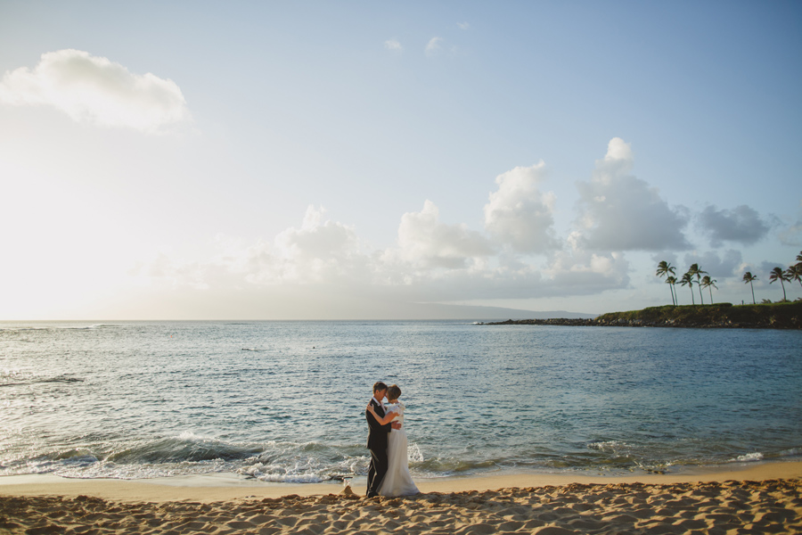 kapalua maui wedding photography