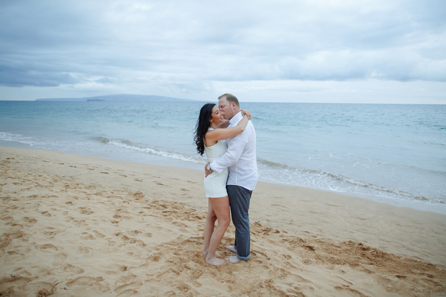 hawaii engagment photographer