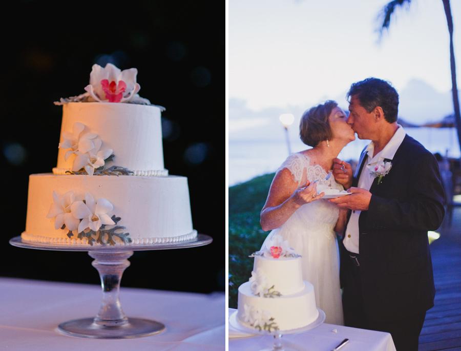 maui cake wedding photographer