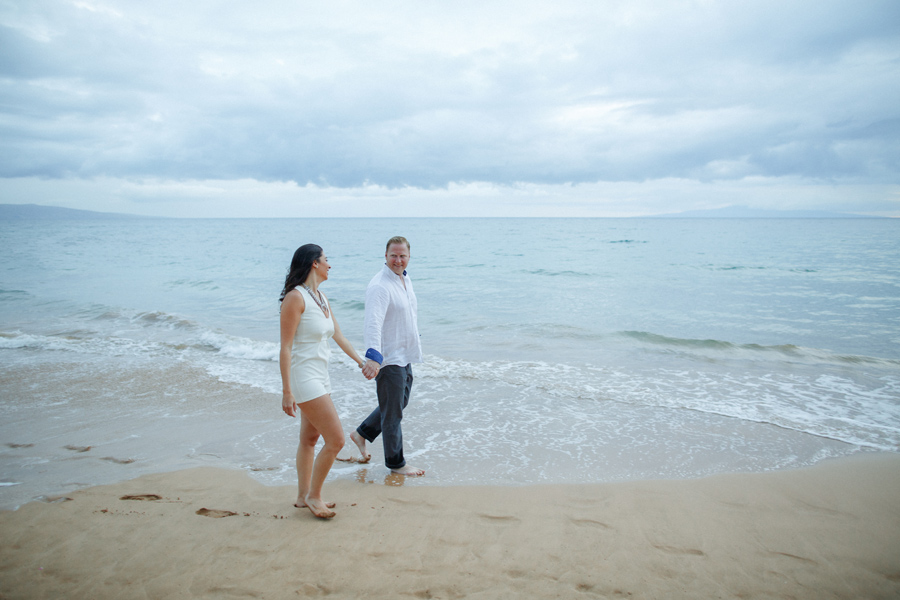 maui engagment photography