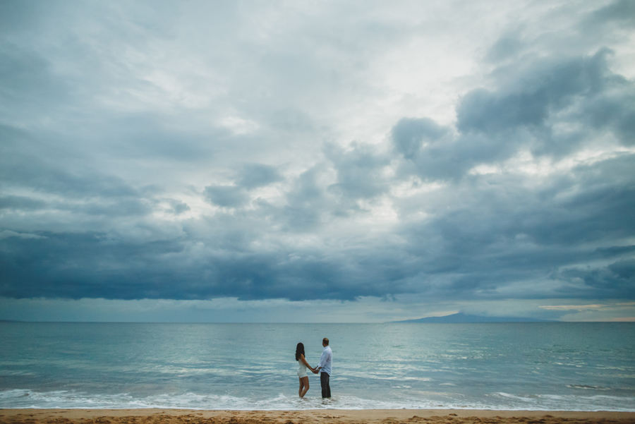 maui engagment photographer
