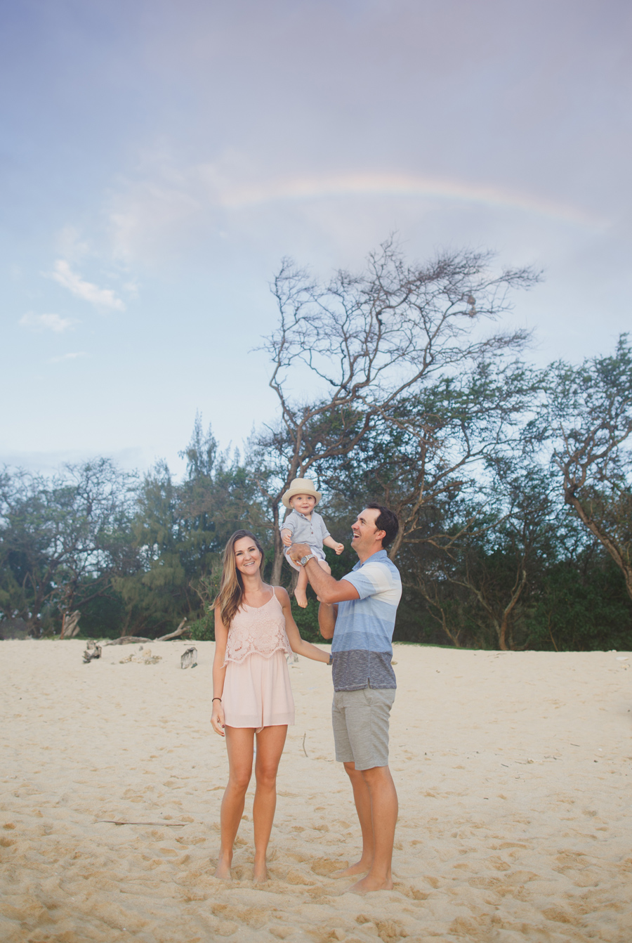 rainbow beach family photographer