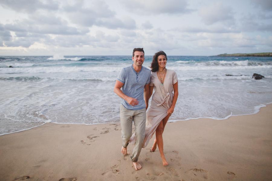 maui beach engagement