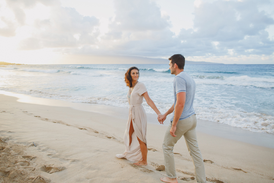 hawaii portrait beach photography