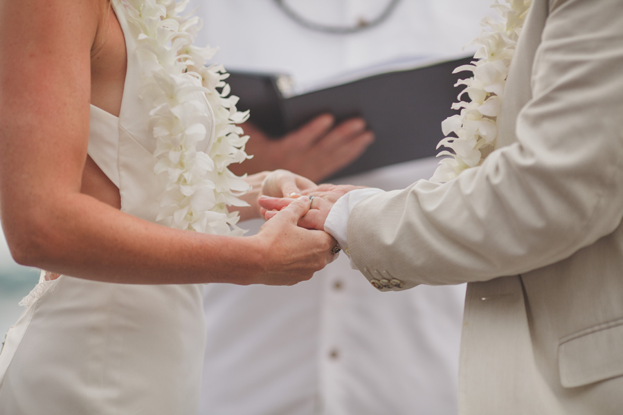 maui wedding ring exchange