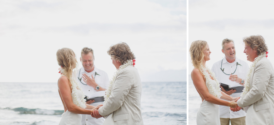 vow exchange maui wedding