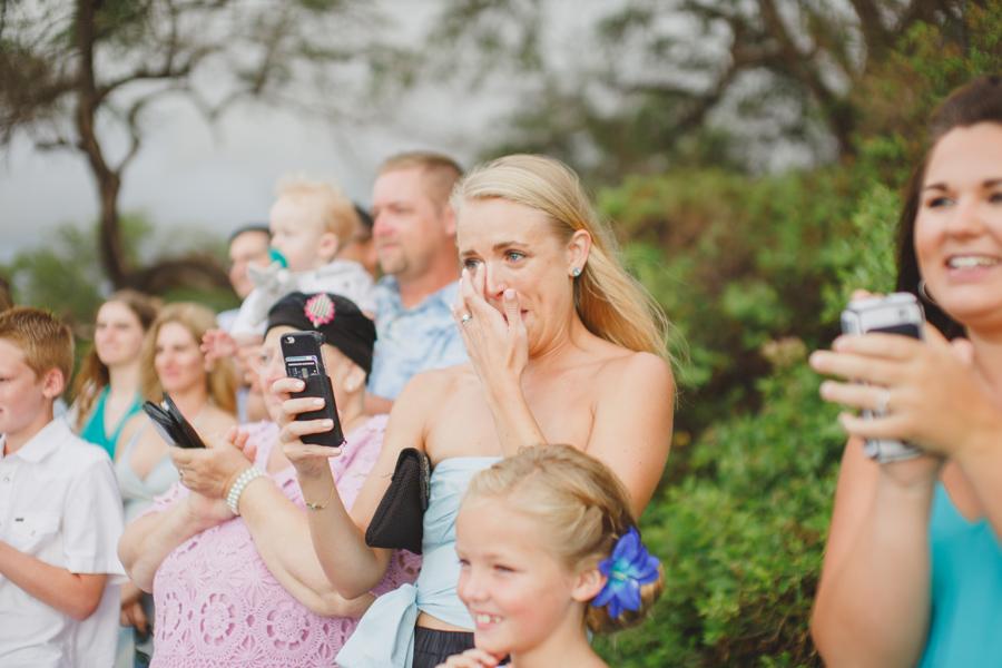 emotional maui wedding photographer