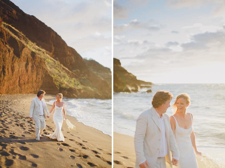 maui sunset wedding photographers