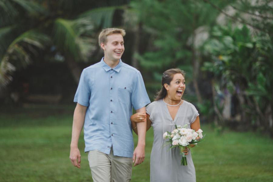 maui wedding precessional