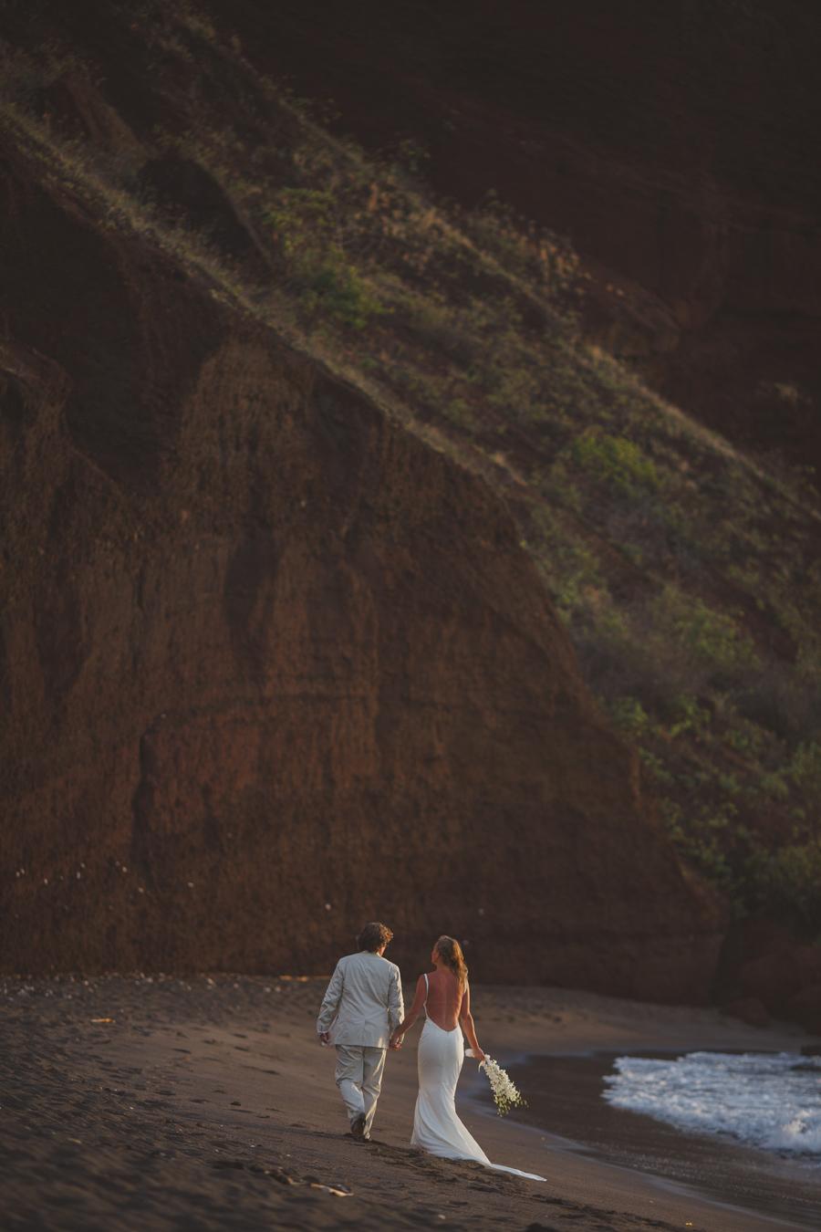 oneuli wedding beach photography