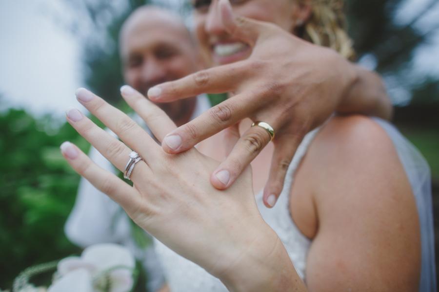 maui wedding ring bling