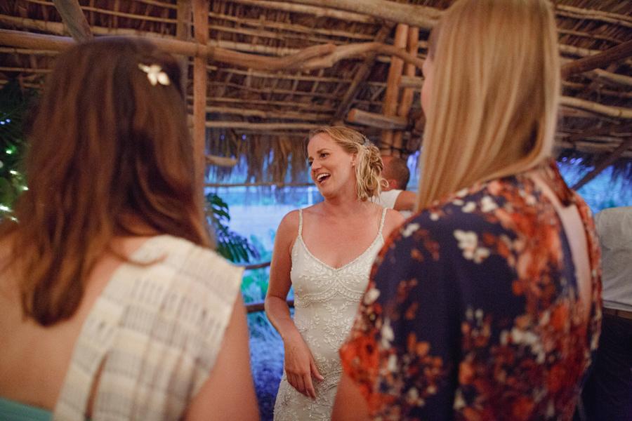 bridal reception fun