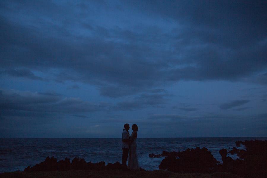 artistic maui wedding photographer