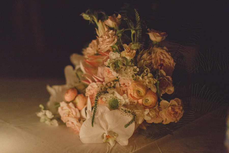 maui bridal bouquet
