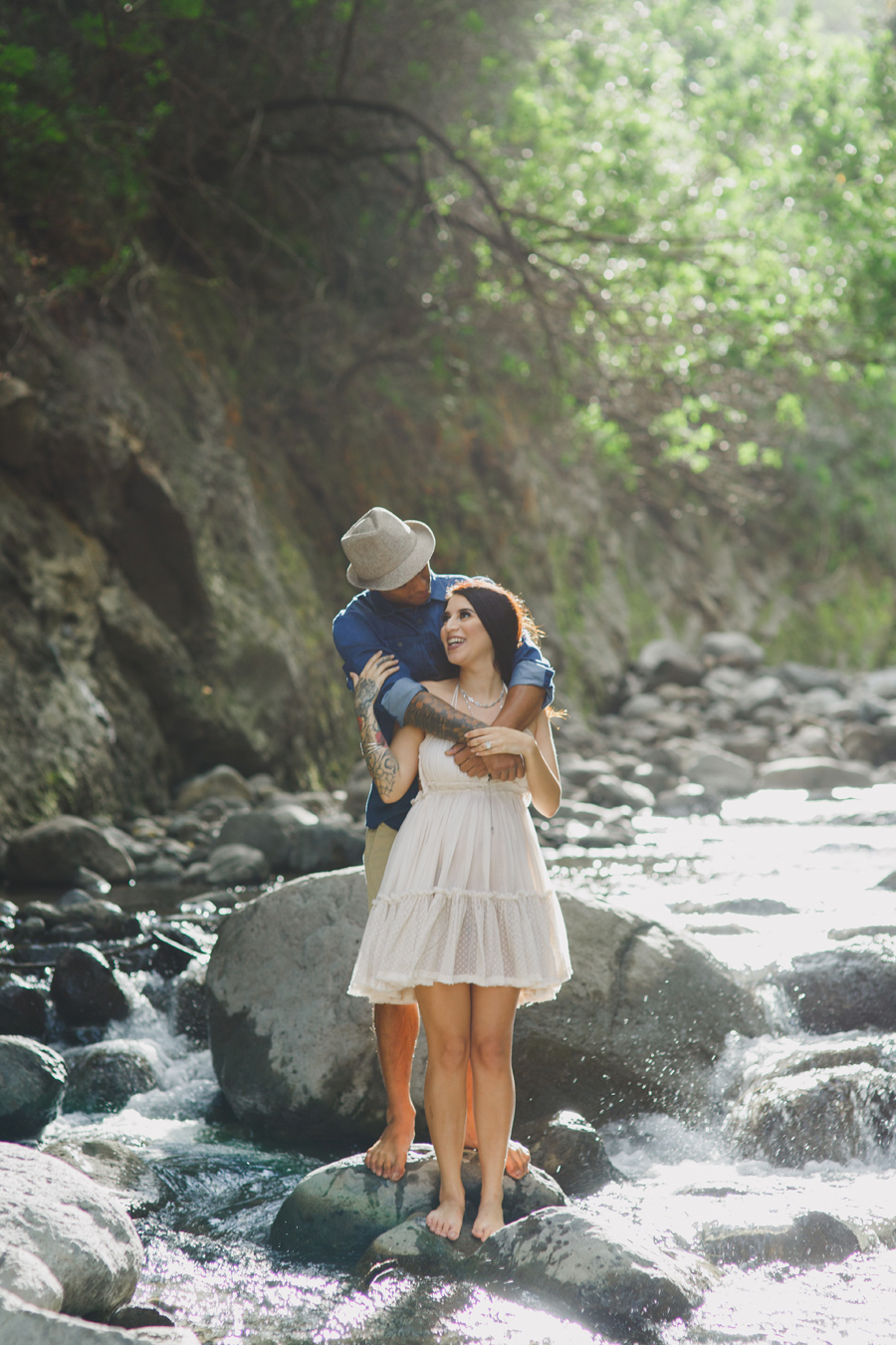 Iao Valley Engagement Photography session
