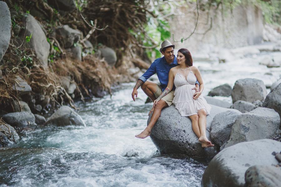 Maui River Engagement