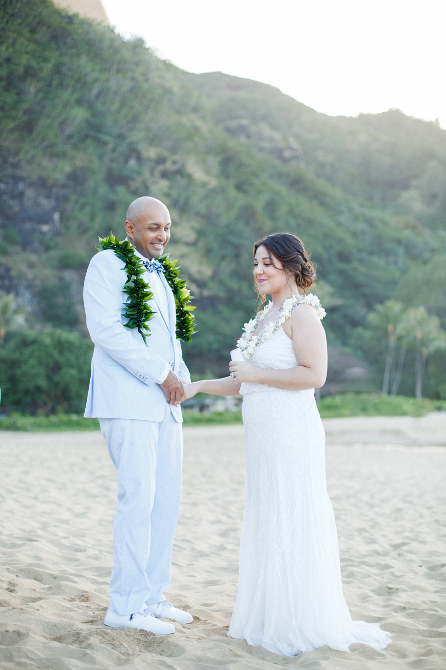 kauai wedding vows