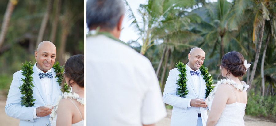 hawaii wedding vow photographer