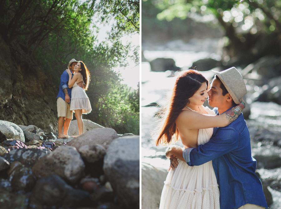 Romantic Maui Engagement Photography
