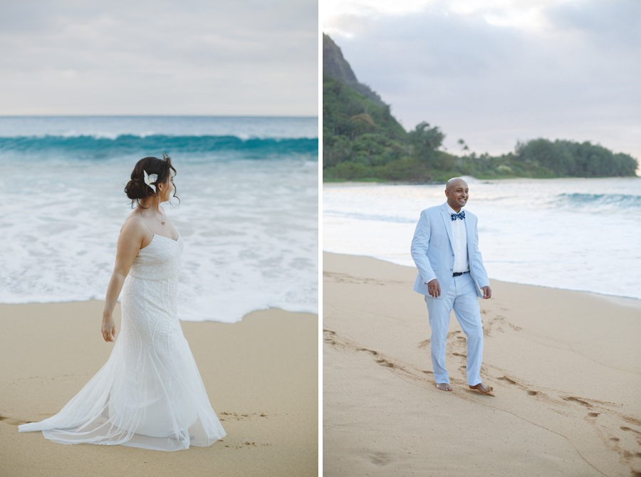kauai intimate elopement photographer