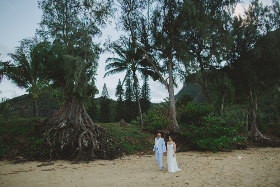 north shore kauai wedding photographer