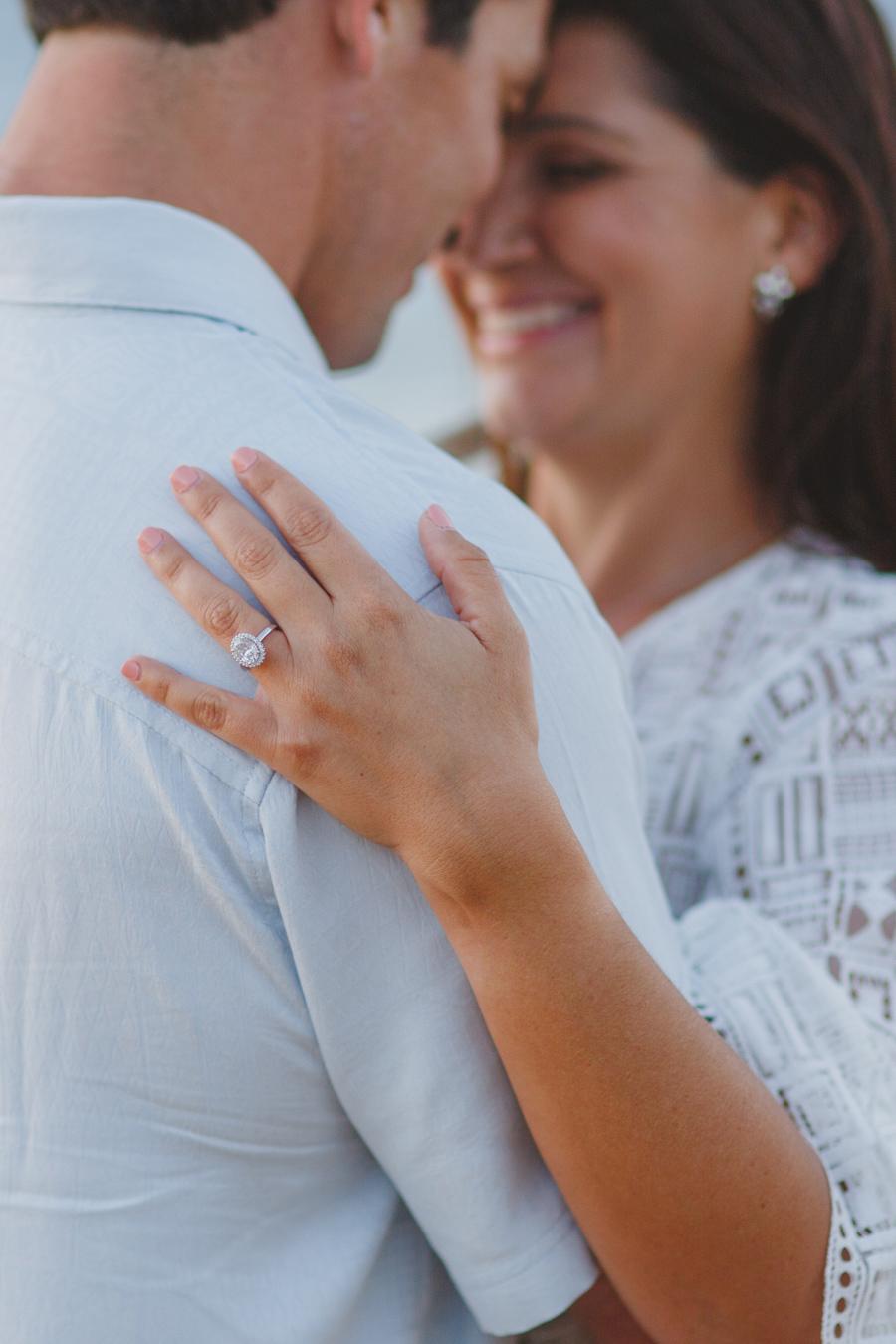 maui engagement ring photographer