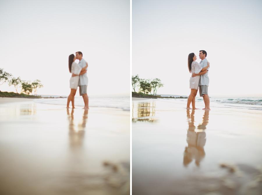 maluaka maui engagement photography