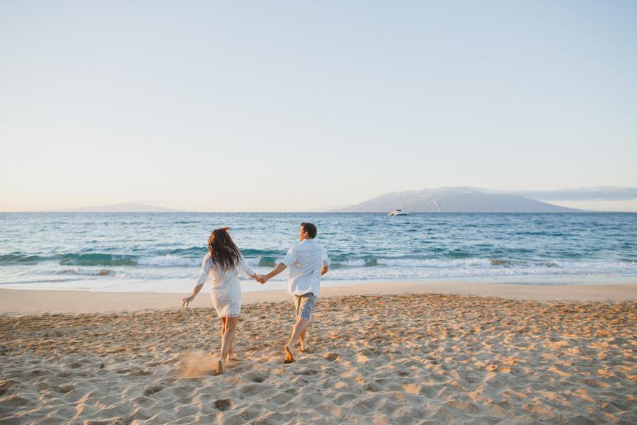 fun maluaka beach photography